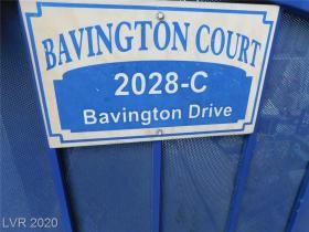 2028 Bavington Drive #c